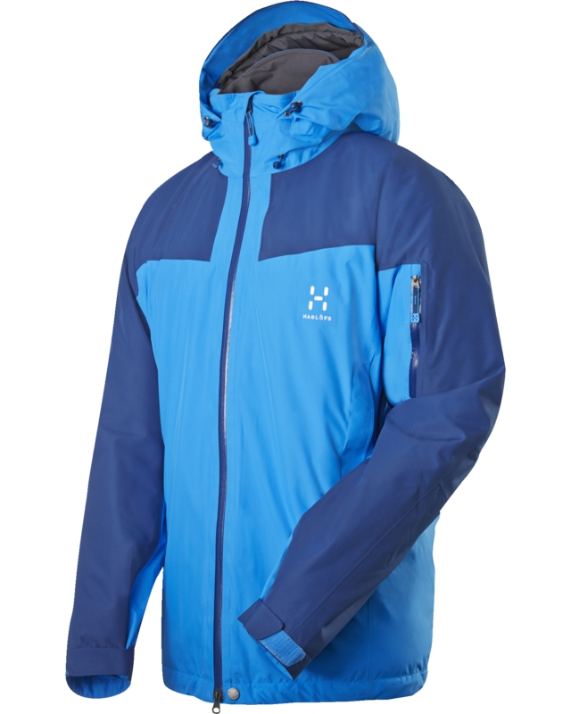 Haglofs Utvak II Jacket Gale Blue/Hurricane Blue-30