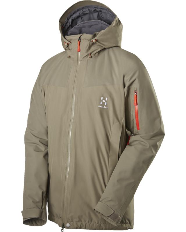 Haglofs Utvak II Jacket Driftwood-30