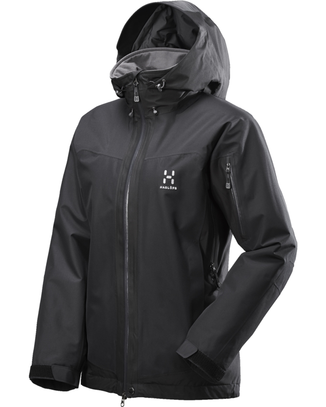 Haglofs Utvak II Q Jacket True Black/Magnetite-30