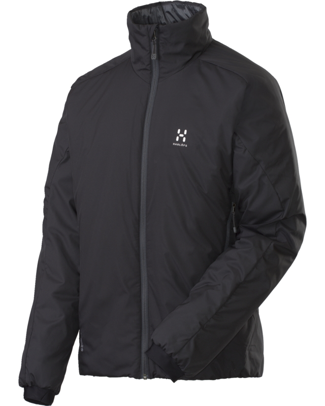 Haglofs - Barrier III Jacket True Black - Isolation & Winter Jackets - M