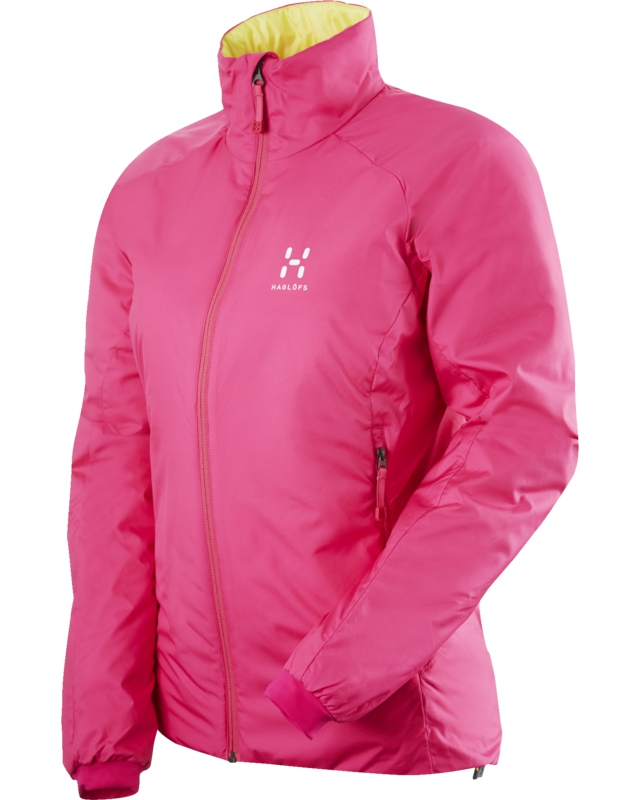 Haglofs Barrier III Q Jacket Cosmic Pink-30