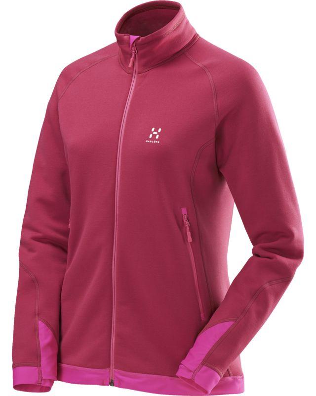 Haglofs Bungy II Jacket Women Volcanic Pink-30