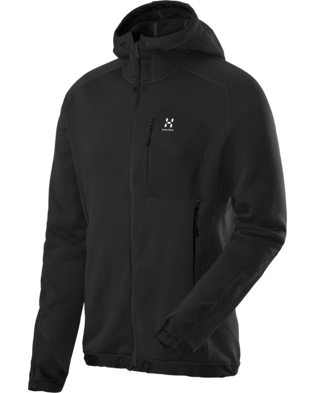 Haglofs Bungy II Hood True Black-30