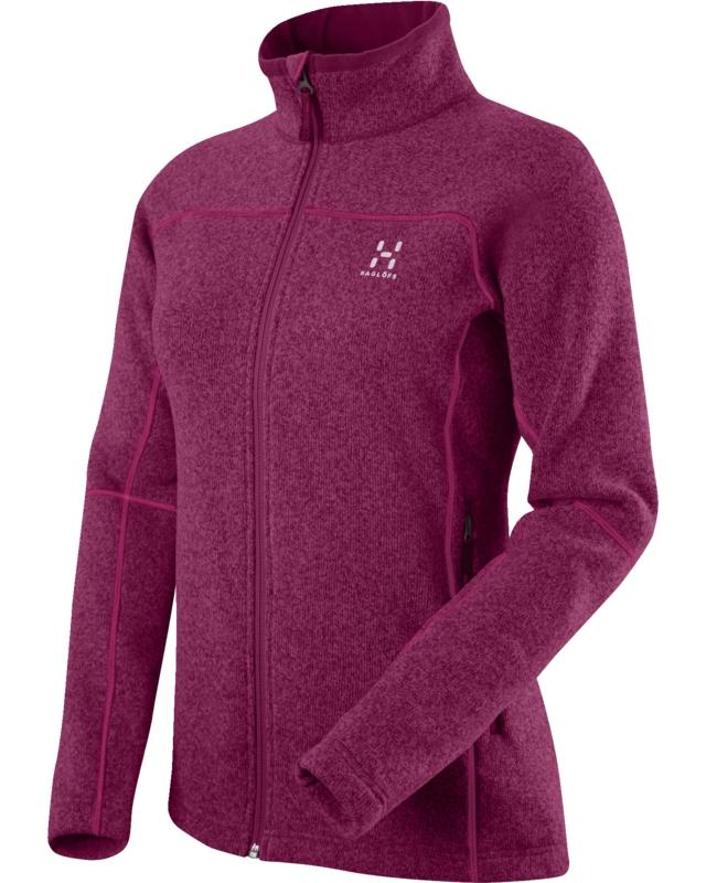Haglofs Swook Q Jacket Volcanic Pink-30