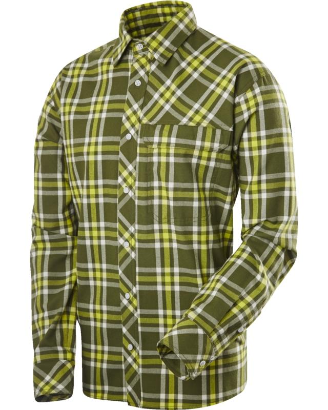 Haglofs Astral LS Shirt Juniper/Firefly-30