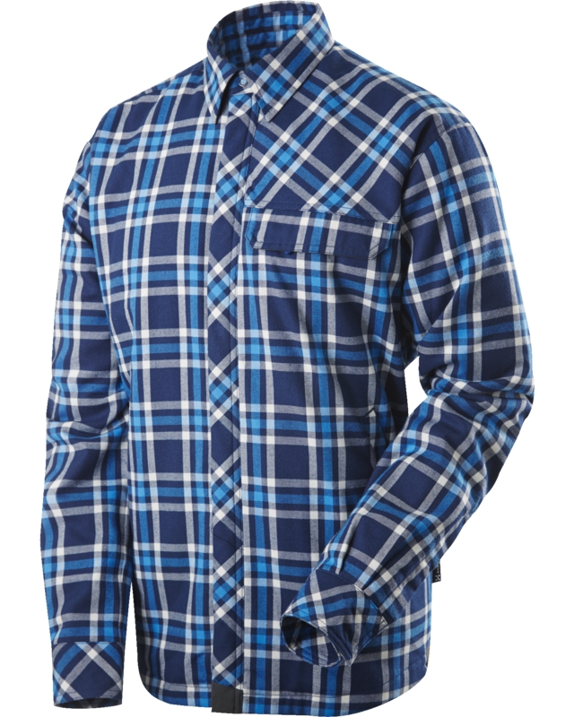 Haglofs Tundra LS Shirt Hurricane Blue/Gale Blue-30