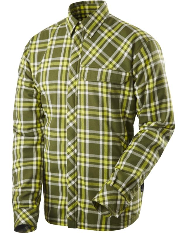 Haglofs Tundra LS Shirt Juniper/Firefly-30