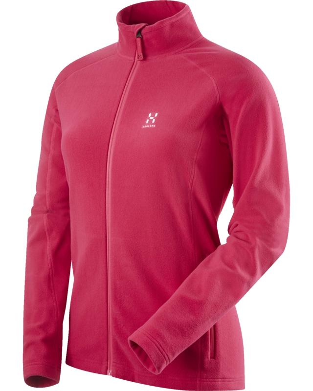 Haglofs Astro Q Jacket Volcanic Pink-30