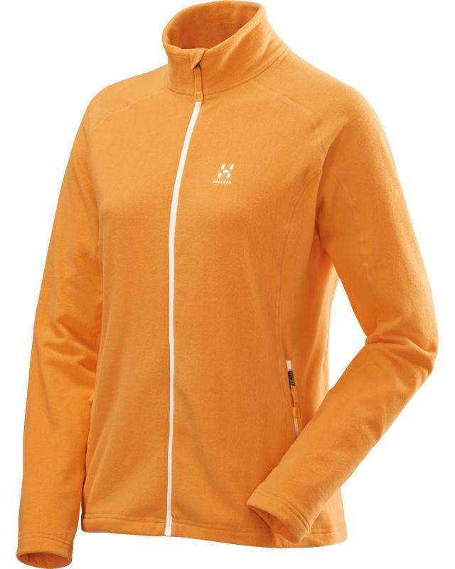 Haglofs Astro Jacket Women Saffron-30