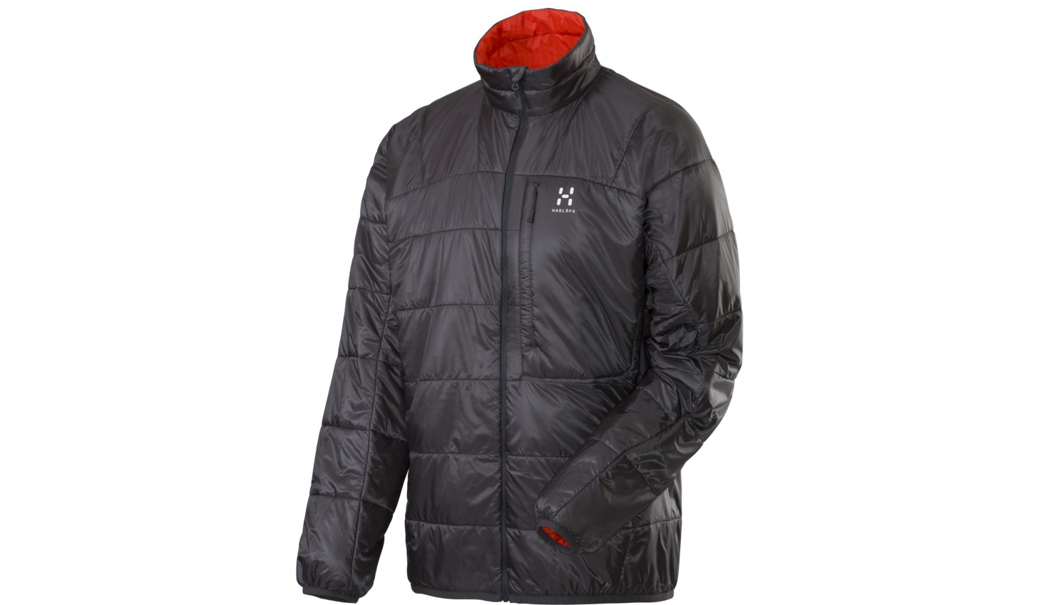 Haglofs Barrier Pro II Jacket True Black/Magnetite-30