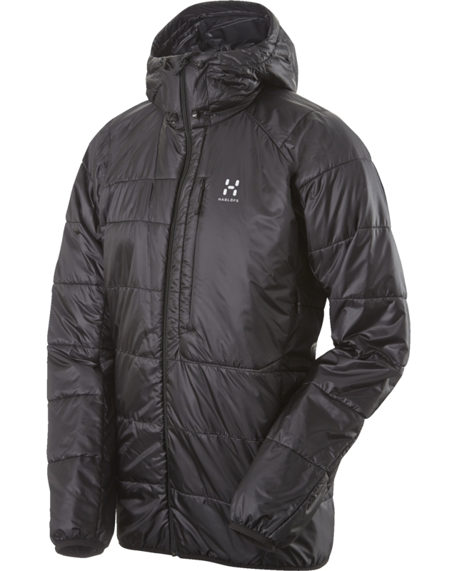 Haglofs Barrier Pro II Hood True Black/Magnetite-30