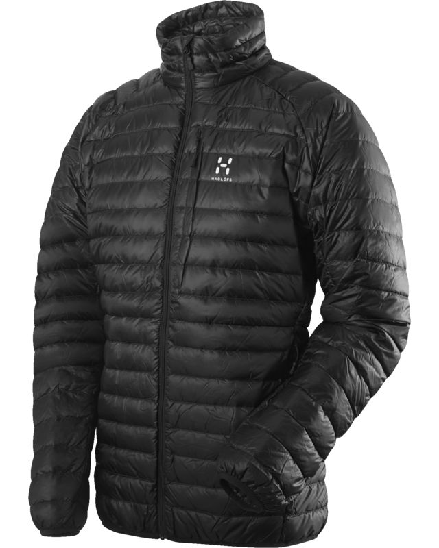 Haglofs Essens II Down Jacket Men True Black/Magnetite-30