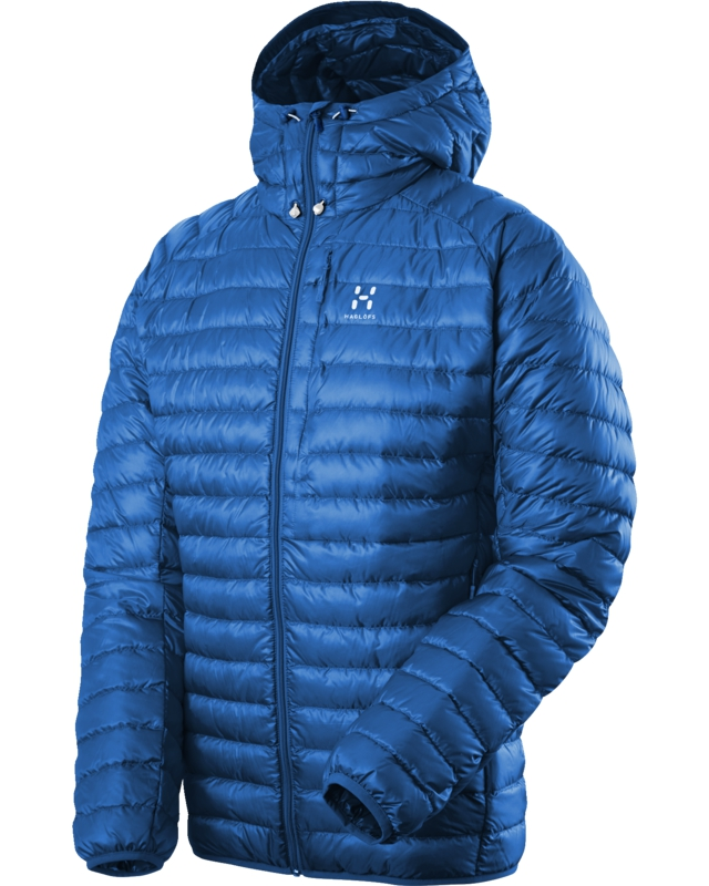 Haglofs Essens II Down Hood Gale Blue/Gale Blue-30