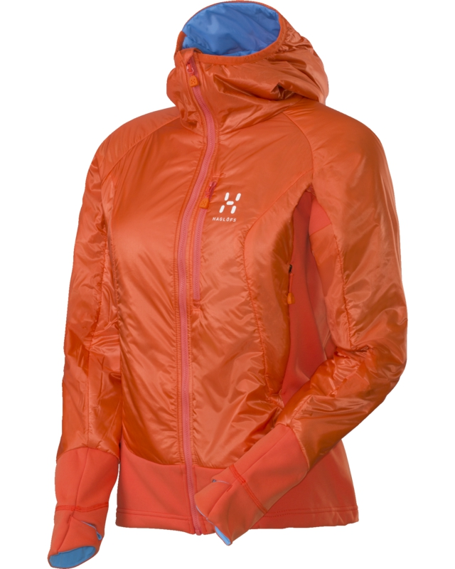 Haglofs Rando Barrier Q Jacket Firecracker-30