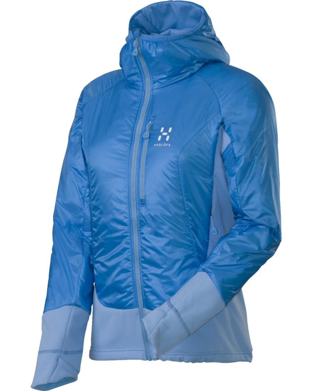 Haglofs Rando Barrier Q Jacket Aero Blue/Mist Blue-30