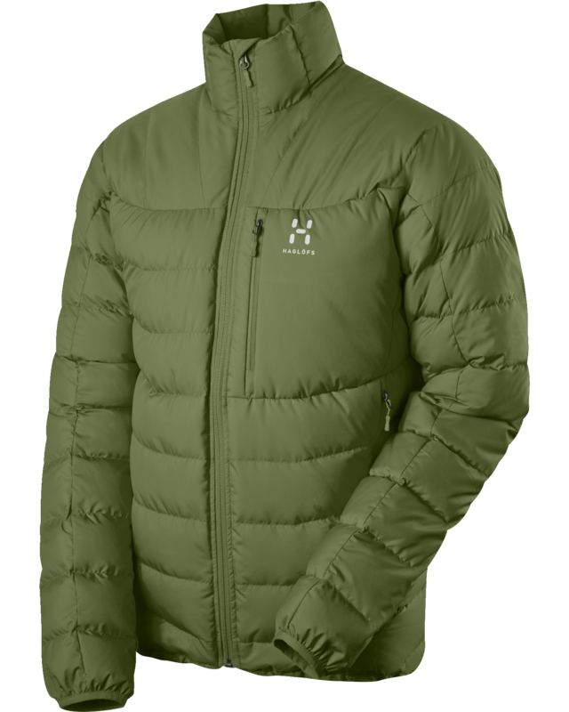 Haglofs Bivy II Down Jacket Juniper-30