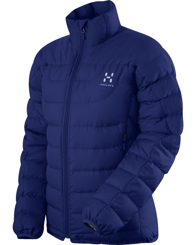 Haglofs Bivy II Q Down Jacket Hurricane Blue-30