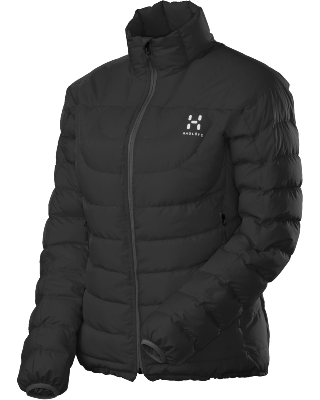 Haglofs Bivy II Q Down Jacket True Black-30