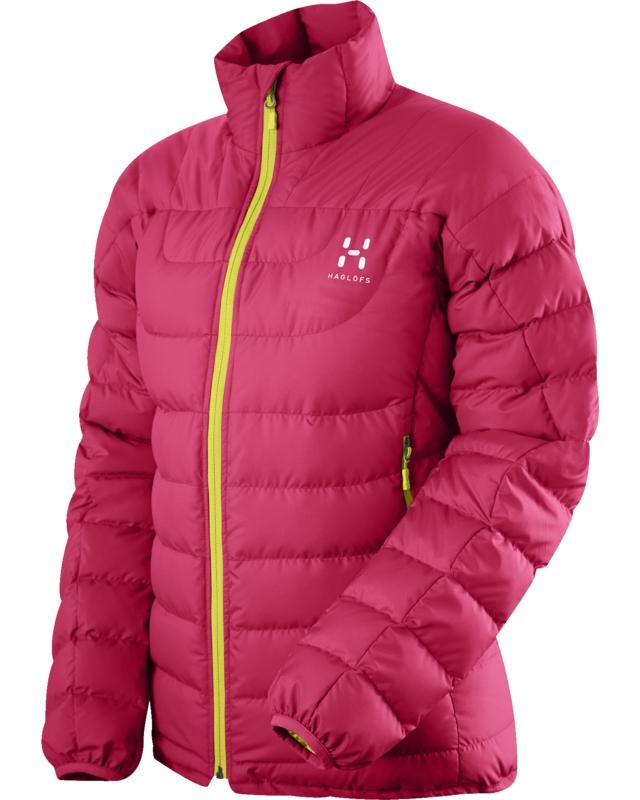 Haglofs Bivy II Q Down Jacket Volcanic Pink-30