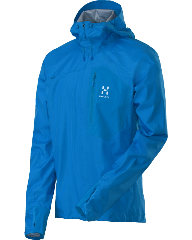 Haglofs Gram Jacket Gale Blue-30