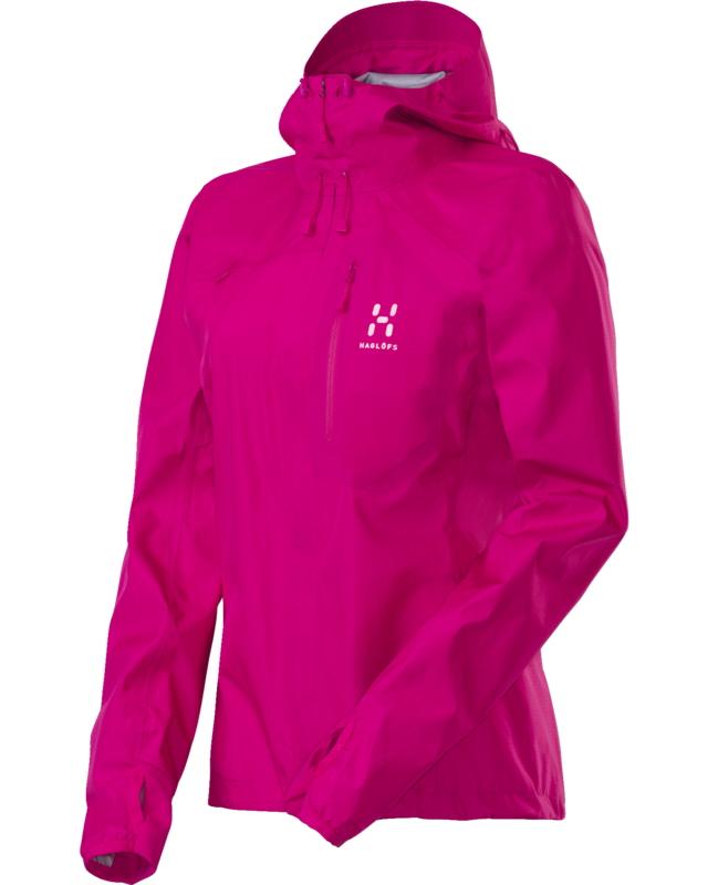 Haglofs Gram Q Jacket Cosmic Pink-30