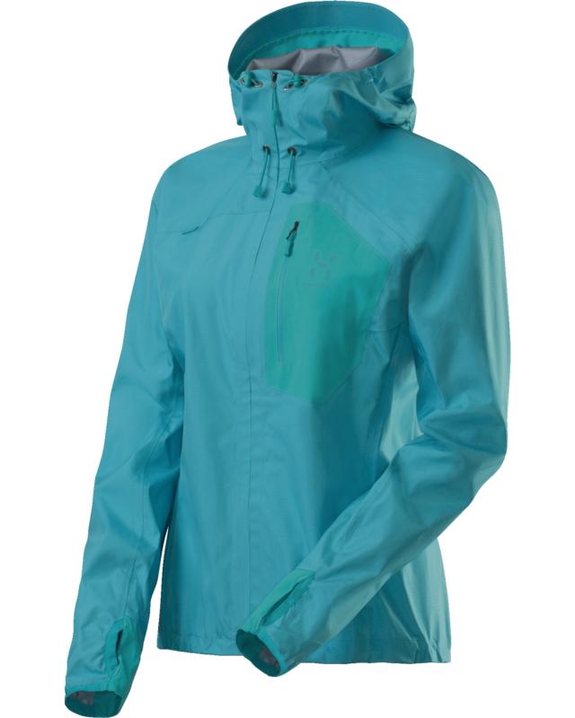 Haglofs Gram Q Jacket Bluebird-30