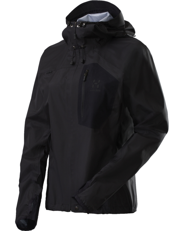Haglofs Gram Q Jacket True Black-30