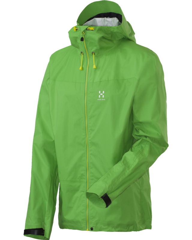 Haglofs Eclipse Jacket Bud Green-30