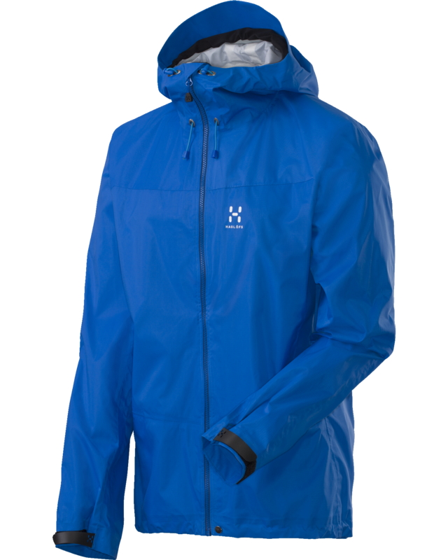 Haglofs Eclipse Jacket Storm Blue-30