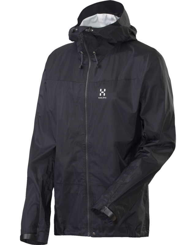 Haglofs Eclipse Jacket True Black-30