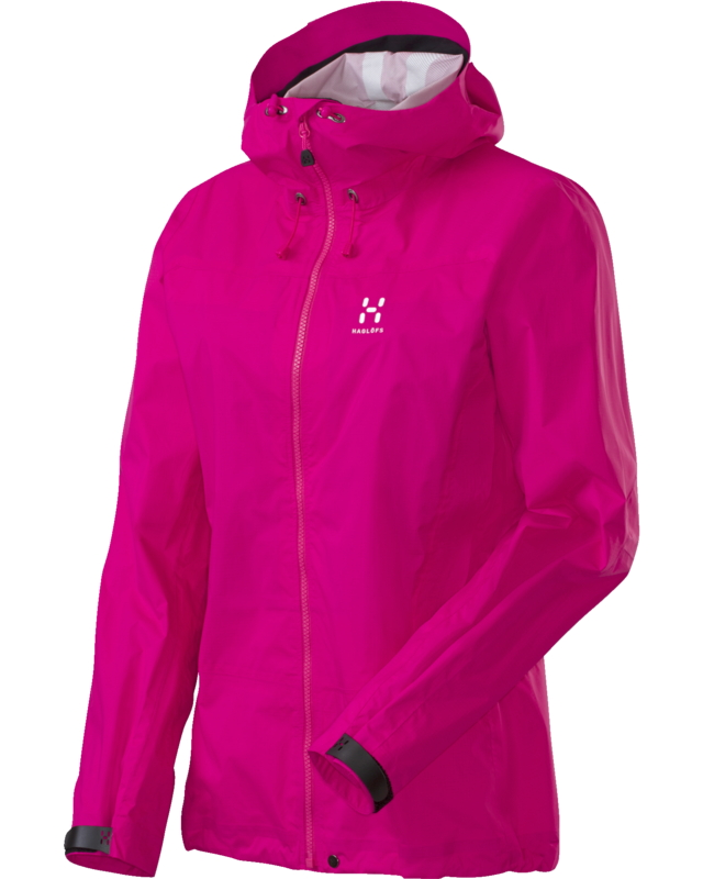 Haglofs Eclipse Q Jacket Cosmic Pink-30