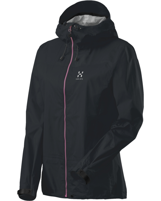 Haglofs Eclipse Q Jacket True Black-30