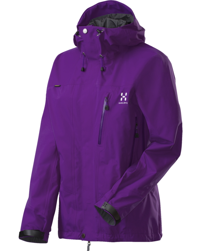 Haglofs Astral II Q Jacket Imperial Purple-30