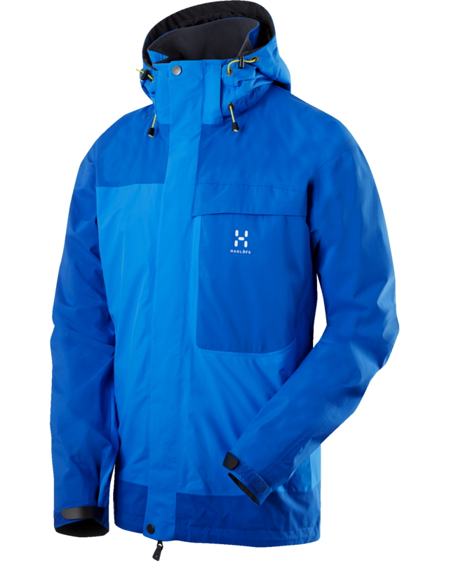 Haglofs Orion II Jacket Gale Blue/Storm Blue-30