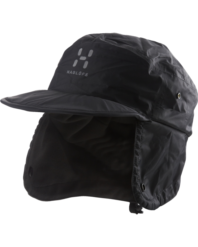 Haglofs Mountain II Cap True Black-30