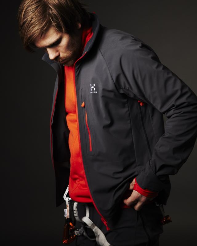 Haglofs Roc Lite Jacket Magnetite-30