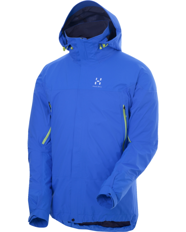 Haglofs Telis II Jacket Gale Blue-30
