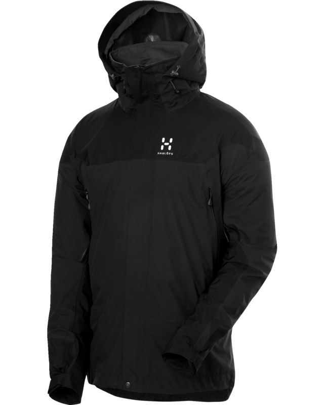 Haglofs Telis II Jacket True Black-30