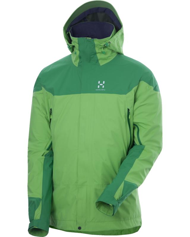 Haglofs Telis II Jacket Mantis/Ginko Green-30