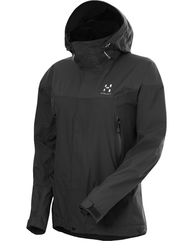 Haglofs Telis II Q Jacket True Black-30