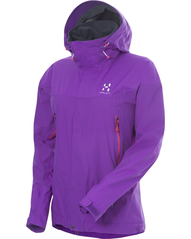 Haglofs Telis II Q Jacket Imperial Purple-30