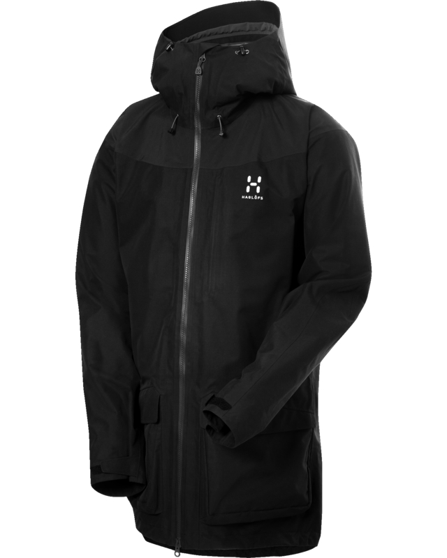 Haglofs Ridge Jacket True Black-30