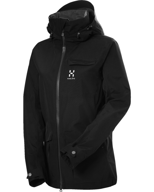 Haglofs Ares Q Jacket True Black-30