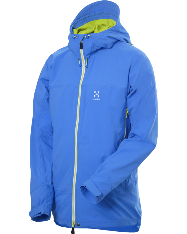 Haglofs Fjell Jacket Gale Blue-30