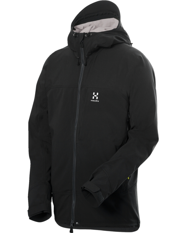 Haglofs Fjell Jacket True Black-30