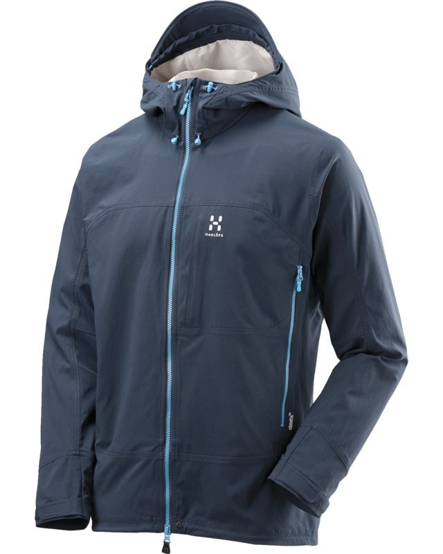 Haglofs Fjell Jacket Men Deep Blue-30