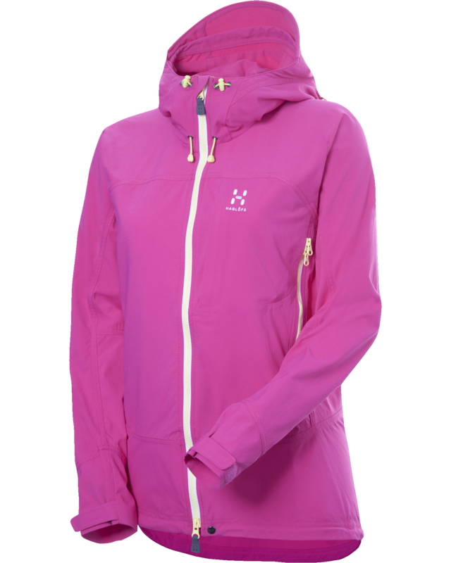 Haglofs Fjell Q Jacket Cosmic Pink-30