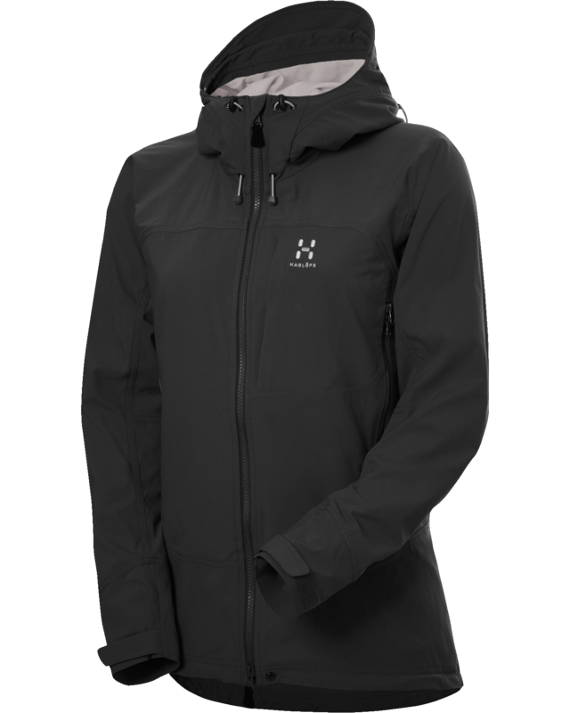 Haglofs Fjell Q Jacket True Black-30