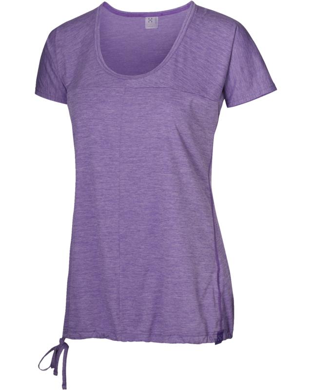 Haglofs Ridge Q Tee Imperial Purple-30