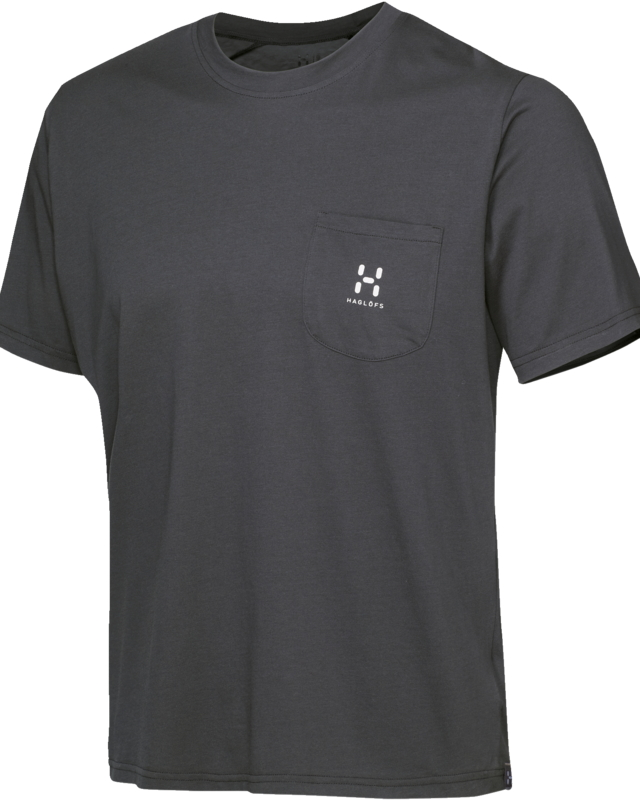 Haglofs Pike Tee True Black-30